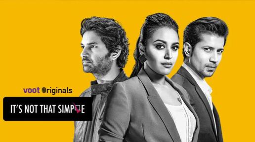 It is Not That Simple - Season 2 - A Voot Original